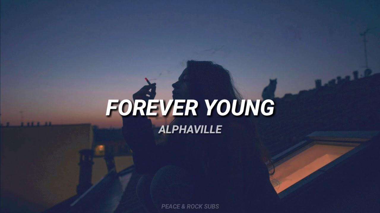 Download Forever Young - Alphaville || Letra en español/inglés.