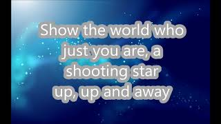 Up Up and Away from American Girl Grace Stir up Success Lyrics