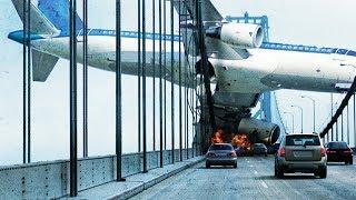 Заглянуть В ГЛАЗА СМЕРТИ! ПАДАЮЩИЕ самолёты от пер...