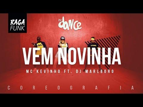 Vem Novinha - MC Kevinho ft Dj Marlboro  FitDance TV Coreografia Dance