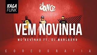 Vem Novinha - MC Kevinho ft. Dj Marlboro | FitDance TV (Coreografia) Dance Video