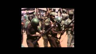 Liberian Execution
