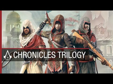 Assassin's Creed Chronicles: Trilogy - China, India & Russia | Trailer | Ubisoft [NA]