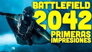 BATTLEFIELD 2042 GAMEPLAY COMENTADO GUERRA MULTIJUGADOR como NO LA HABÍAS VISTO ¡REVOLUCIÓN de DICE!