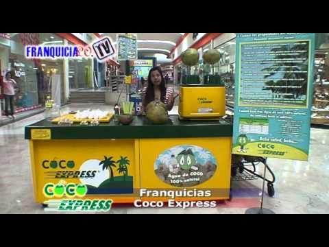 Coco Express de México Franquicias