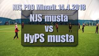 NJS P09 Minarit 14 4 NJS musta vs HyPS musta