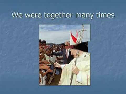 Hình Ảnh Đức Cố Thánh Cha Gioan-Phaolô 2