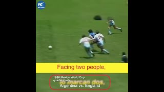 Maradona #mustwatch moment in 1986