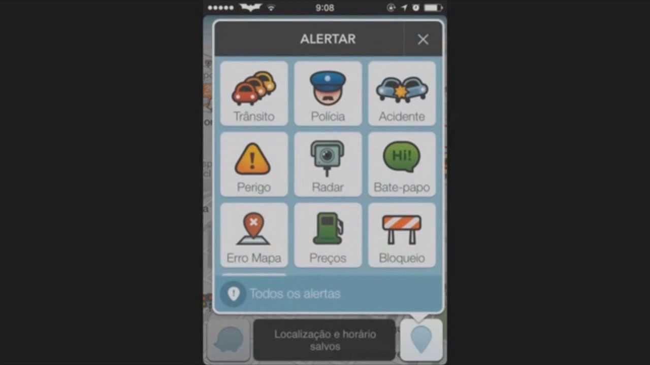 localizador de blitz para celular