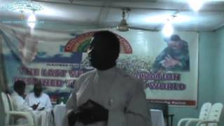 ccc olajuwon tejuosho bible class 02 05 2016 lecture by brother ademola samuel