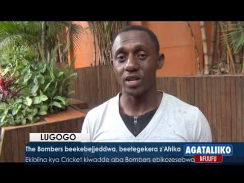 SPORTS: The Bombers beekebejjeddwa,beetegekera z'Afrika