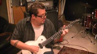 how to play alkyhol withdrawal by unknown hinson on guitar by mike gross
