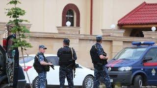 Нападения на полицейских в Чечне / Новости