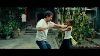 The Karate Kid Clip 'training Montage'