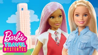 Barbie, Daisy, and the Leaning Tower of Pancakes | Barbie Travel Mysteries: Canada | Barbie