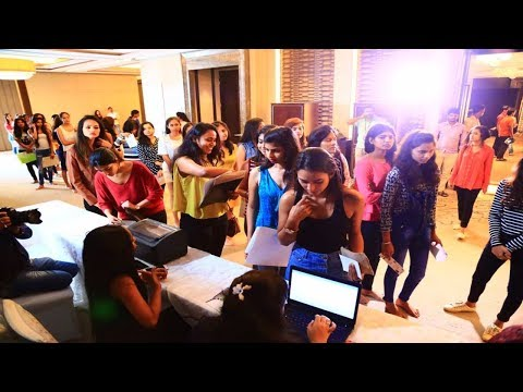 Yamaha Fascino Miss Diva 2017 Bangalore Auditions