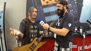 NAMM 2018: Tonio Ruiz con IK Multimedia nos muestra el iRig Stomp I/O en Revista GuitarraMX