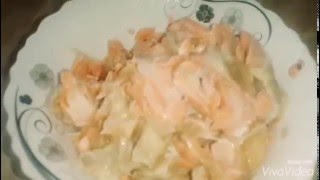 Рыбный суп Fish soup