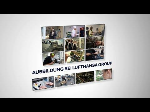 Ausbildung in der Lufthansa Group
