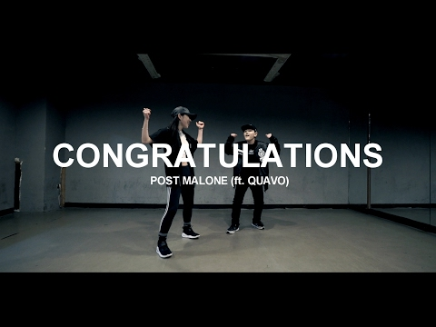 CONGRATULATIONS -  POST MALONE (ft. QUAVO) / CHOREOGRAPHY - Soi JANG