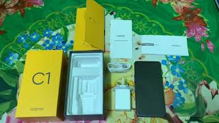 Realme C1 2019 Unboxing & Quick Overview - Malaysia