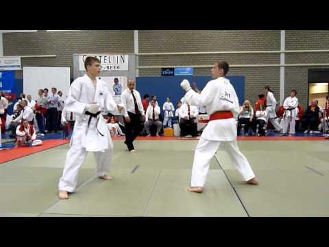 European Championships Karate JKA Nederland 21.05. 2011 (Popov Vsevolod)