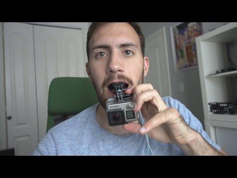 How I film POV Parkour Videos