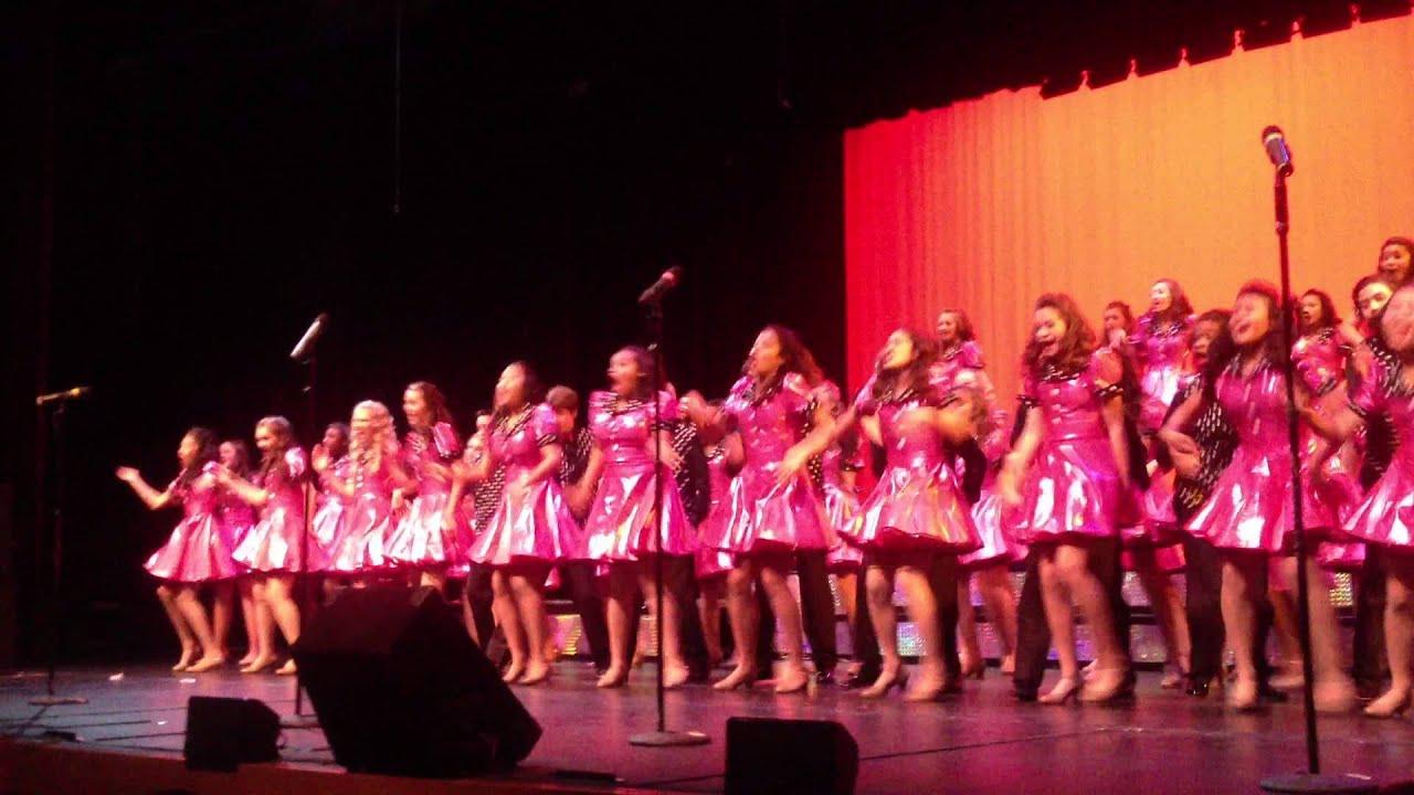 Brea Show Choir Express 2013 - YouTube