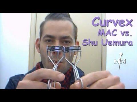 Curvex MAC X SHU UEMURA