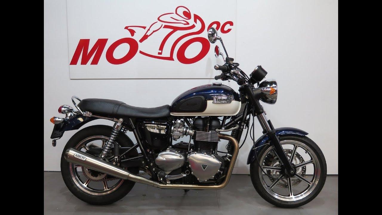Triumph Bonneville Se Achat Ventereprise Rachat Moto Doccasion