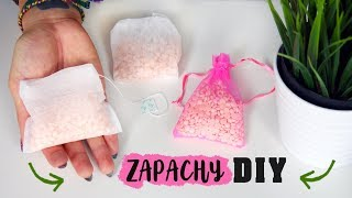 DIY: 2 pomysły na zapachy do szafy i domu 🌸  Agnieszka Grzelak Vlog