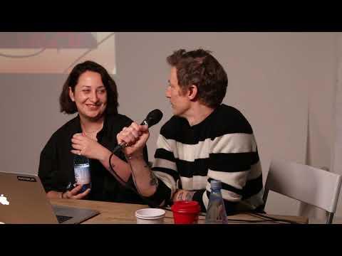 Artist Talk с Наилей Синицыной и Данилом Головкиным