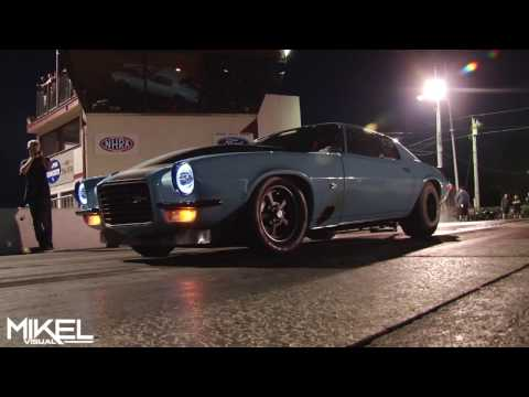 Mikel Visual – The Blue Goose Mark Dykeman's 1972 Z28 Camaro