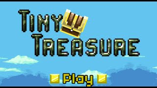 Tiny Treasure Walkthrough