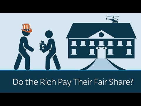 Do the Rich Pay Their Fair Share?
