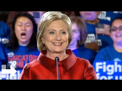Imagine a tomorrow | Hillary Clinton