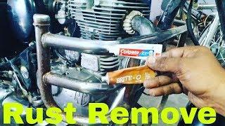 Rust remove