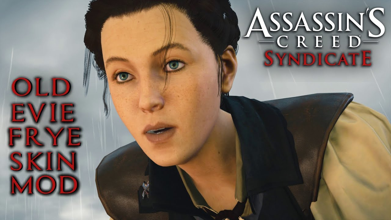 Assassin's Creed; Syndicate; Old Evie Frye Skin Mod