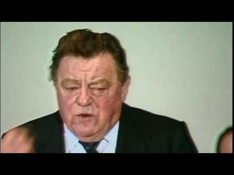 Franz Josef Strauß zur Politik der Angst from YouTube · Duration:  9 seconds
