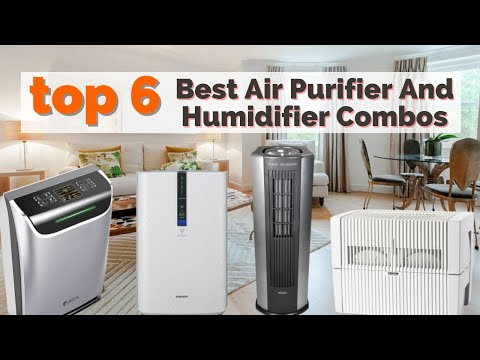 Best Air Purifier And Humidifier Combos - Top 6 Air Purifier And Humidifier (For Every Budget)