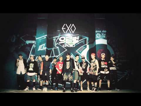 [Audio] Growl EXO-M (Remix Chinese Ver.)