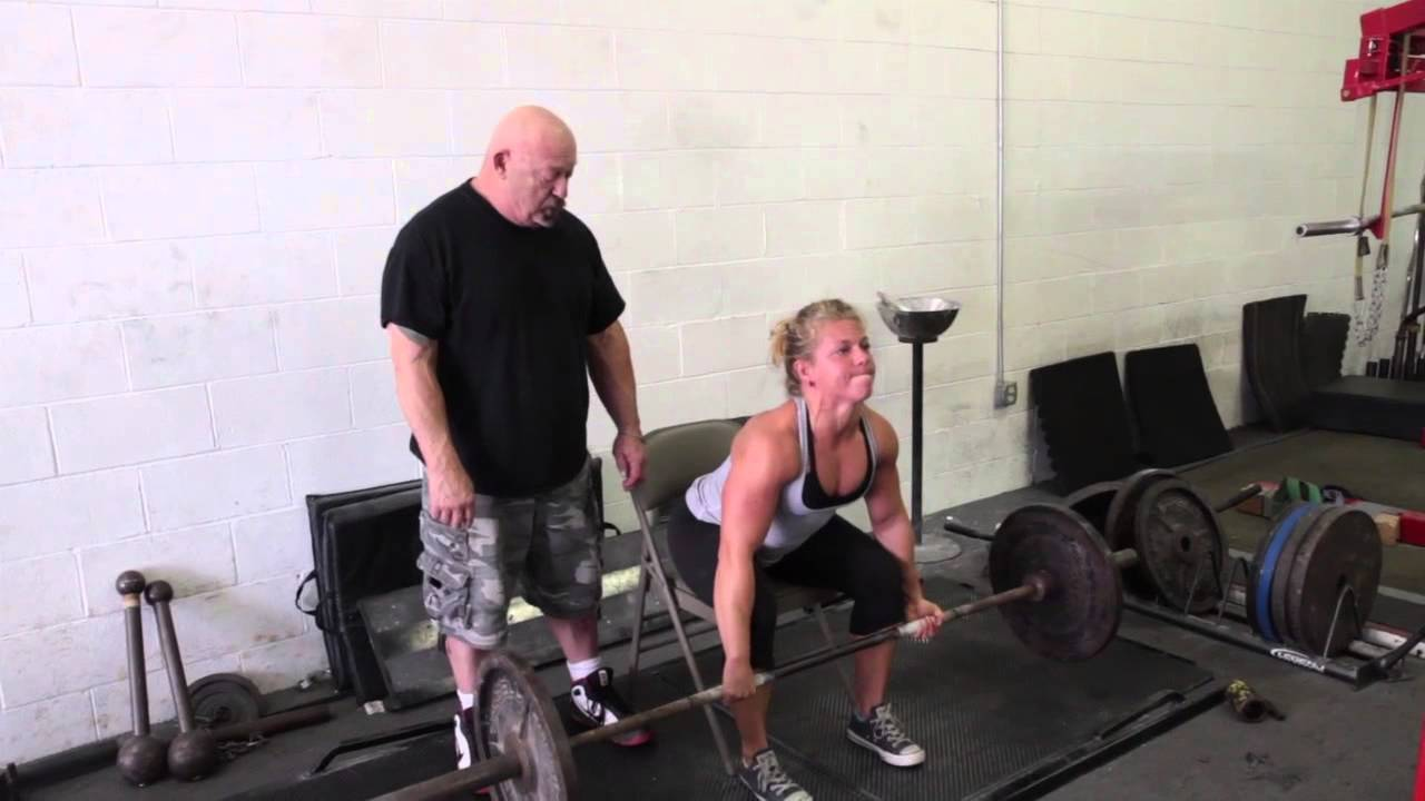 Crossfit the chair deadlift with louie simmons youtube falaconquin