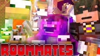 Minecraft ROOMMATES! -