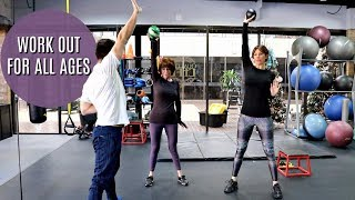 Mother Daughter Workout For All Ages 2018