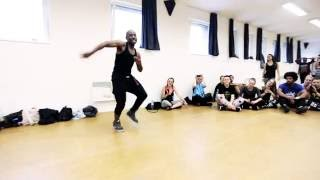 "Sir Ledgen - Dancehall freestyle solo - T.O.K. ""Money To Burn"""