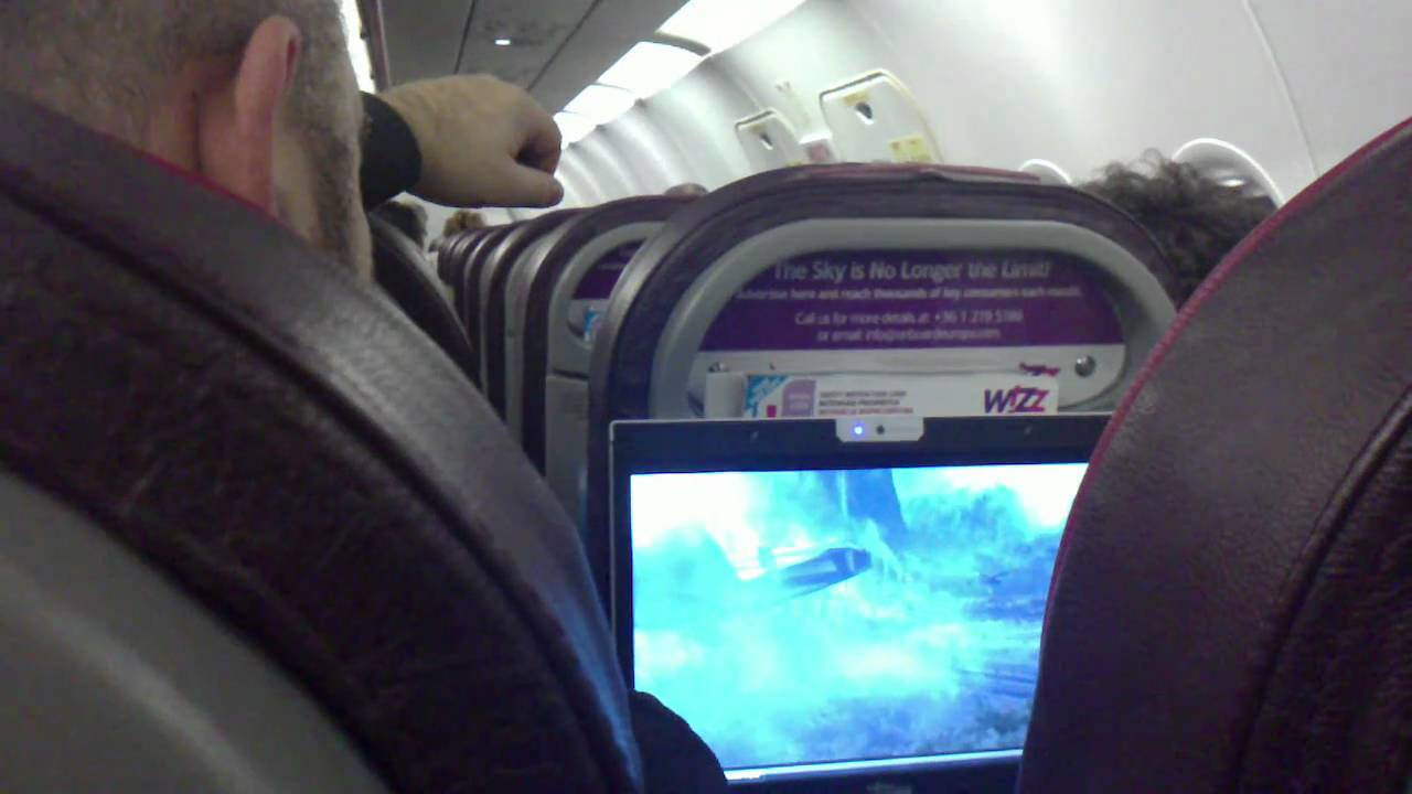 how to watch movies on united flights on laptop