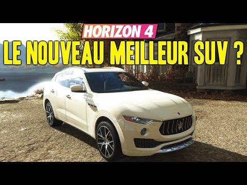 Forza Horizon 4 : LE NOUVEAU MEILLEUR SUV DE FH4 ! Maserati Levante S thumbnail