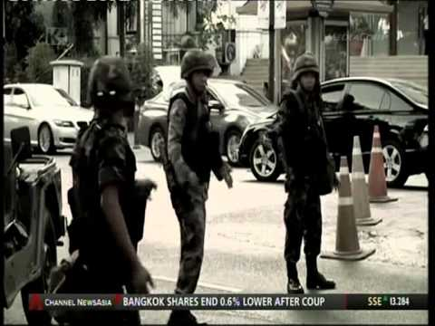 Channel News Asia : 23 May 2014 - Insight Special : Thailand on the Edge
