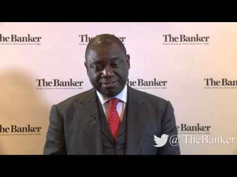 Bank of the Year Awards - Interview with René Awambeng