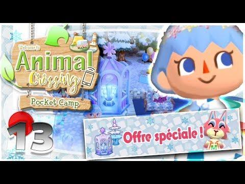❅EVÉNEMENT SÉRIE CRISTAL! ❅#13 [ Animal Crossing Pocket Camp /Mobile]